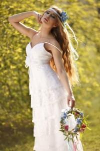 Hippie sposa